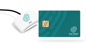 e-CNPJ A3 Cartão + Leitora